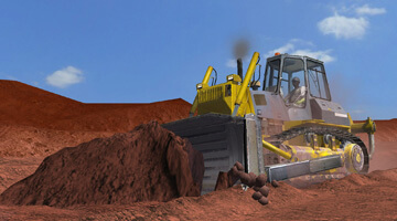 CYBERQUIP-Construction-Dozer-Dozing1