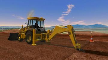 CYBERQUIP-TLB-Simulator-Trench-Digging