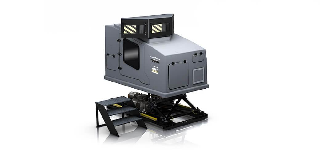 CYBERWAR-Driver-Training-Simulator
