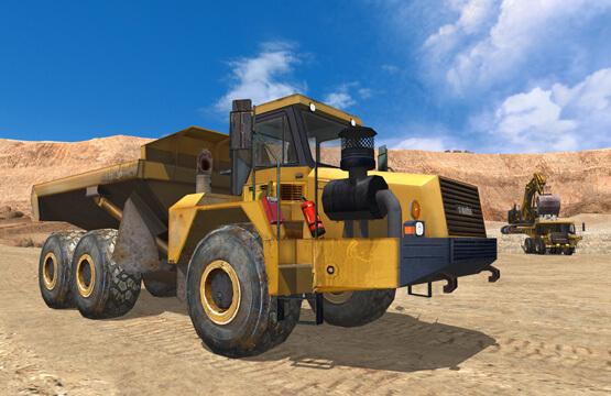 Construction-ADT-Simulator