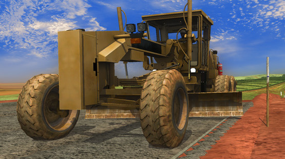 Construction-Grader-Simulator