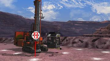 Drill-Rig-Sandvik-DR580-Drilling-Plan