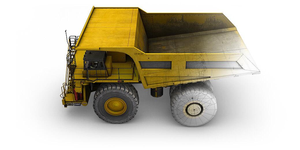 CYBERMINE - Haul Truck Simulators - ThoroughTec Simulation