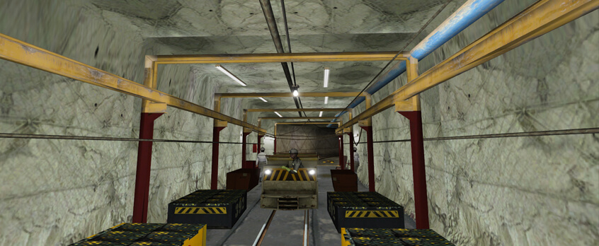 Mining Simulator Specialist Thoroughtec Simulation