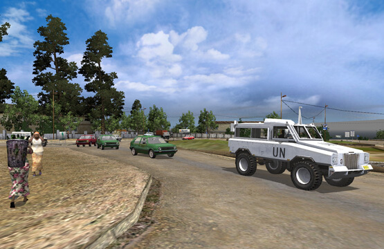 Operator-Training-Simulators