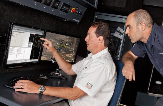 Simulator-Instructor-Station