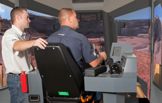 Simulator-Operator-Training