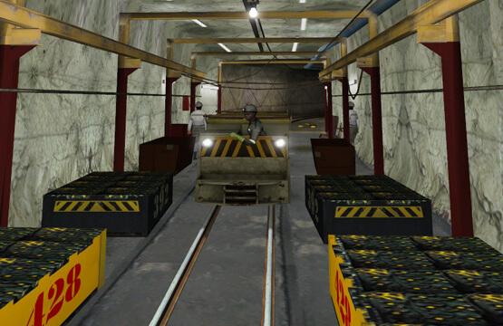 Train-Mining-Simulator