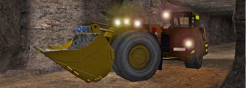 New Underground Mining Simulators